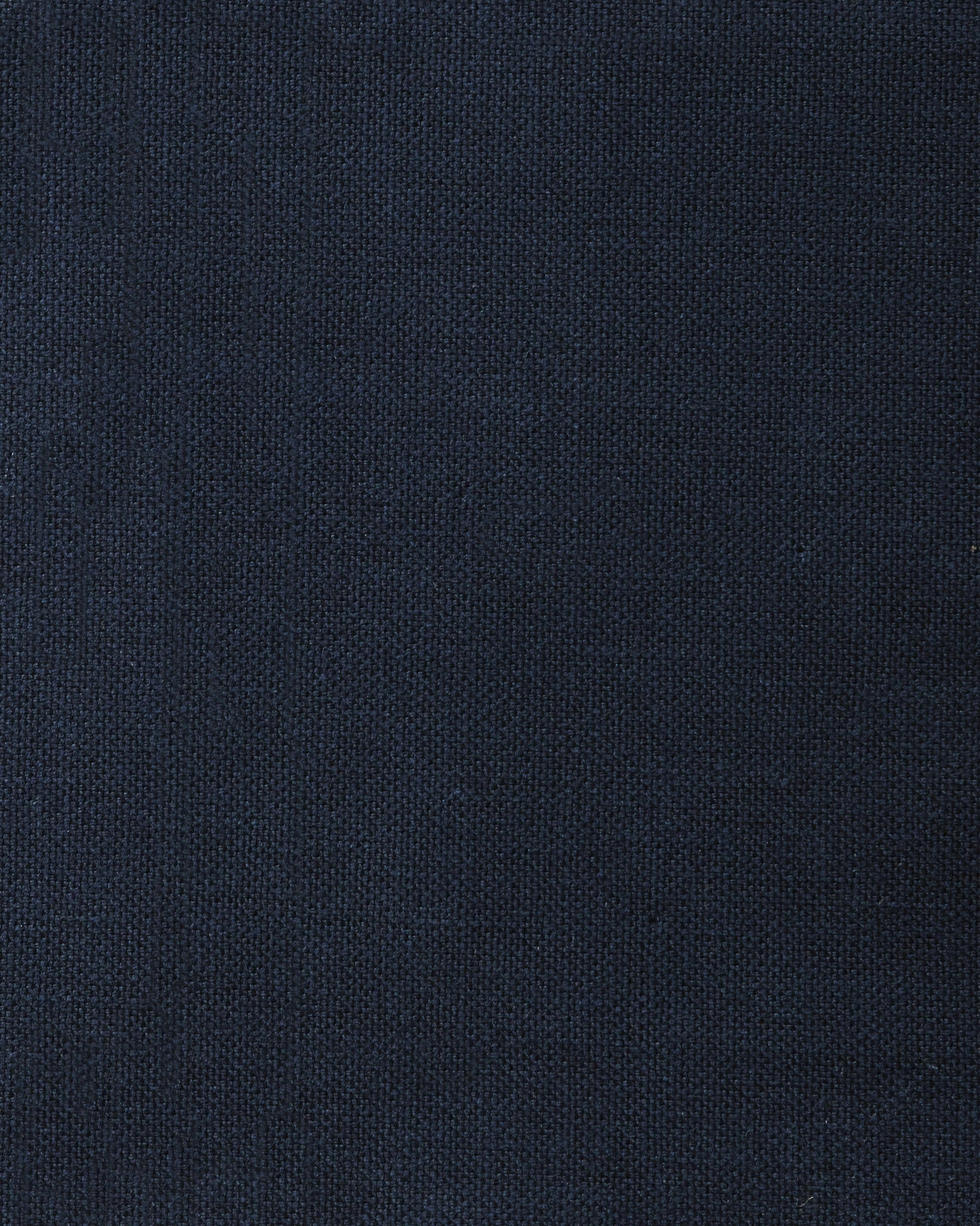 Brushed Cotton Canvas - Navy,
