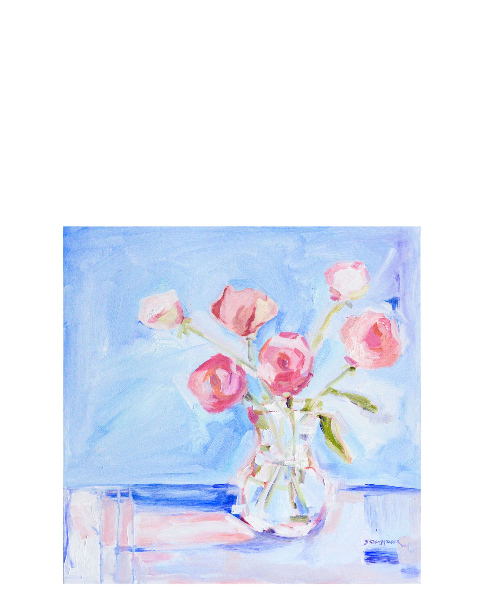 """""""Everything Comin' Up Roses"""" by Susie Elder,"""