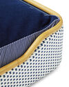 Riviera Dog Bed, Midnight Velvet