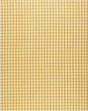 Fabric by the Yard - Petite Gingham Linen, Ochre
