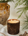 Pines by the Sea Bark Candle,