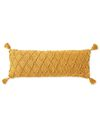 Fisherman's Knit Pillow Cover, Ochre