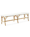 Riviera Backless Bench,