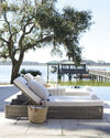 Pacifica Chaise - Harbor Grey,