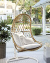 Capistrano Outdoor Hanging Chair & Stand,