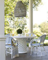 Summerland Outdoor Bell Pendant, Harbor Grey