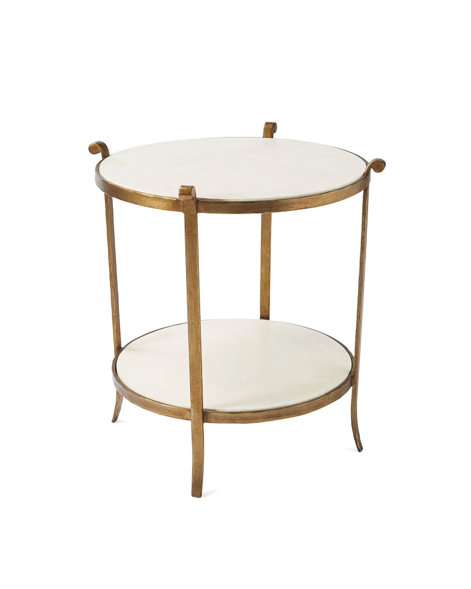 St. Germain Stone Side Table