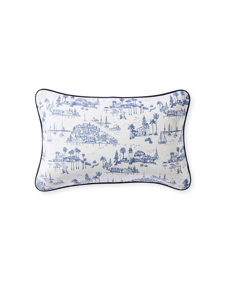 Seahaven Pillow Cover