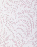 Priano Crib Sheet Swatch, Pink Sand