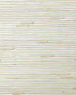 Grasscloth Wallcovering Swatch, Pearlized Natural