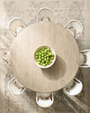 Lakehouse Round Dining Table,