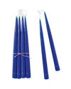 Tapered Candles (Set of 10), Cobalt