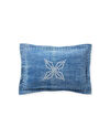 Summerdale Pillow Cover, Washed Indigo