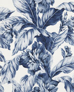 Verano Wallpaper Swatch, Blue