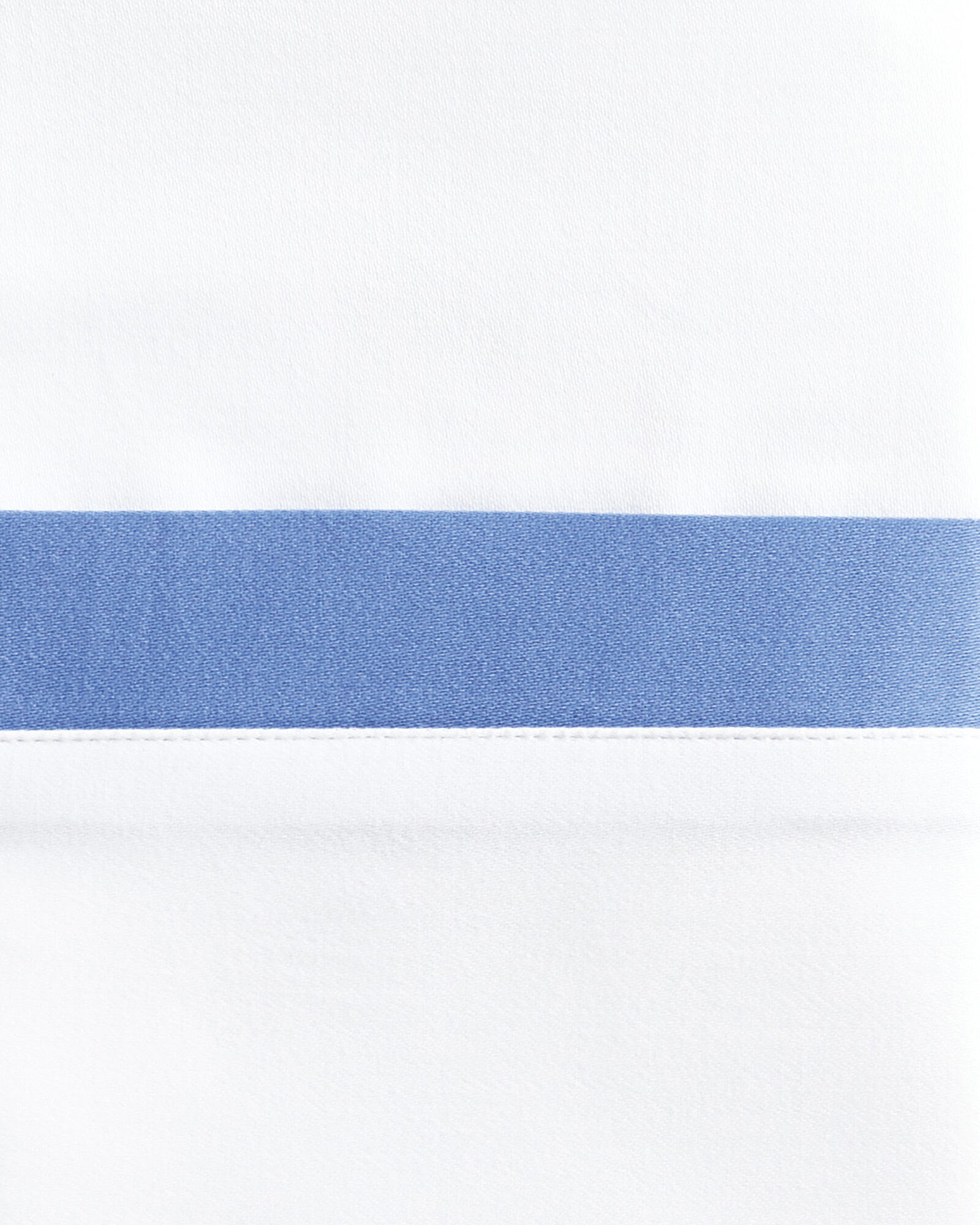 Border Frame Sheet Swatch, French Blue