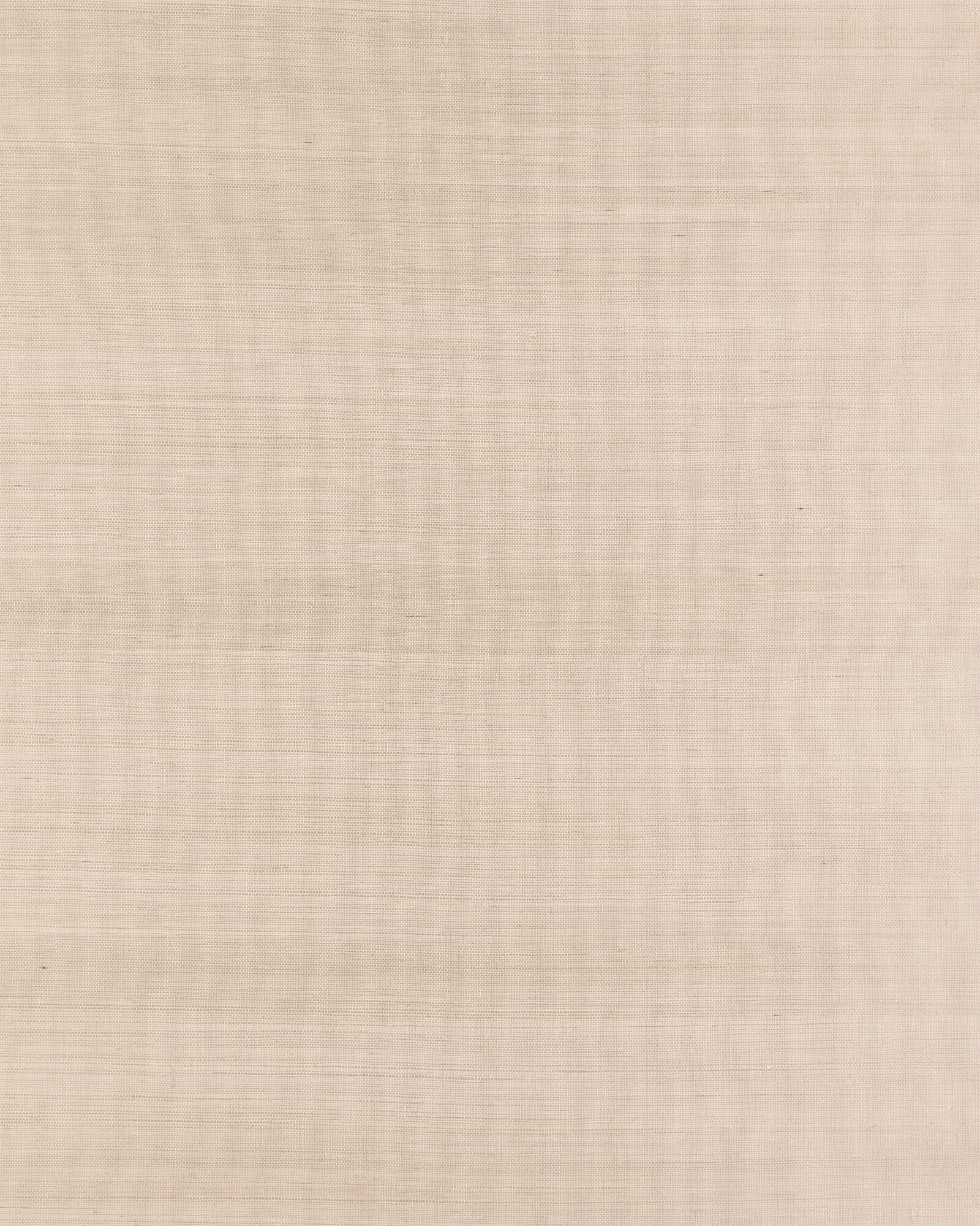 Grasscloth Wallcovering Swatch, Pink Sand