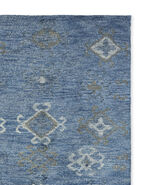 Selby Hand Knotted Rug Swatch,