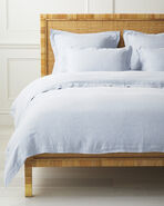 Cavallo Bedding Bundle, Blue Chambray