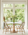 Riviera Dining Chair, White