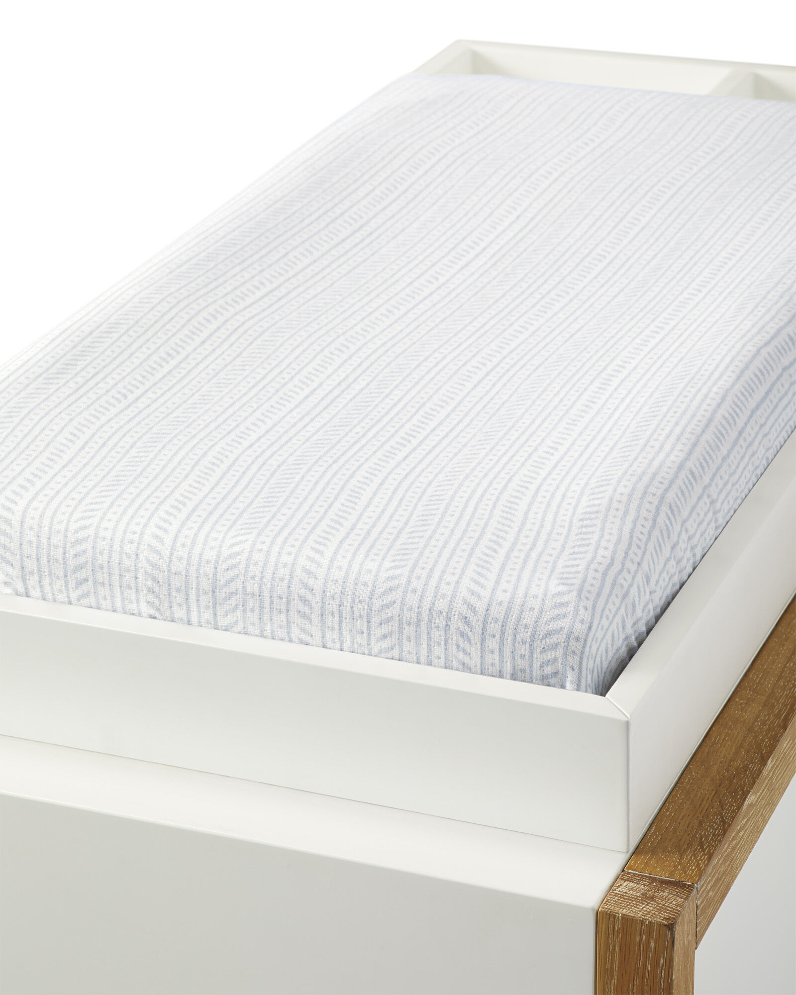 Starling Changing Pad Cover, Sky