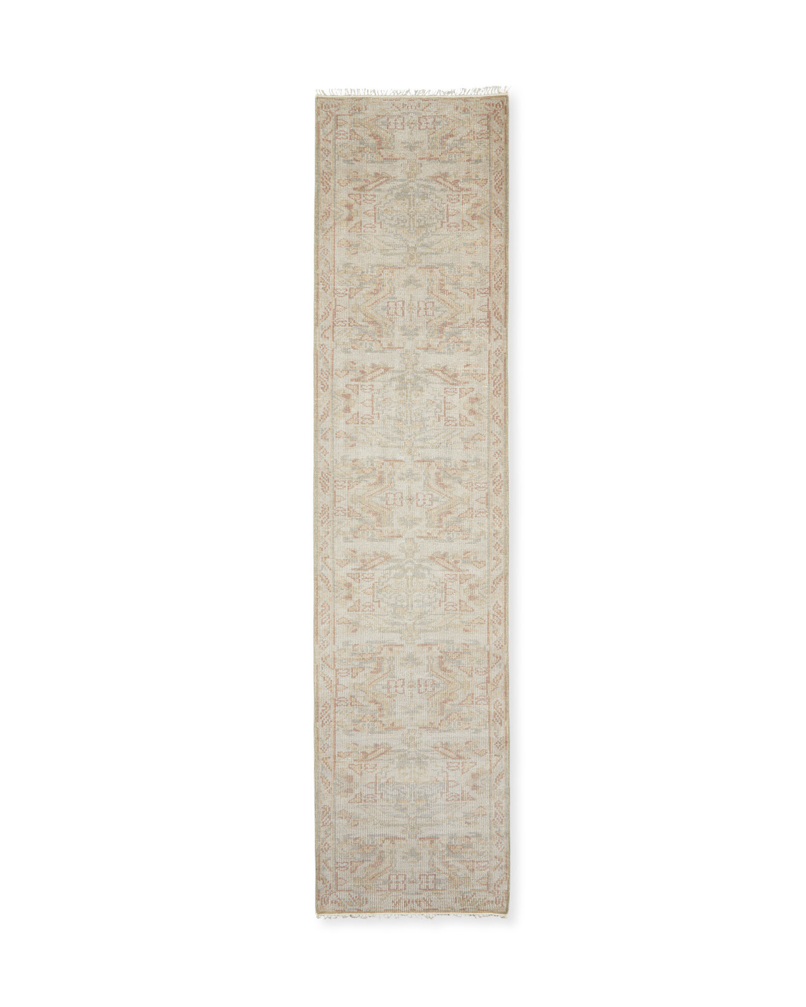 Rosedale Hand-Knotted Rug,