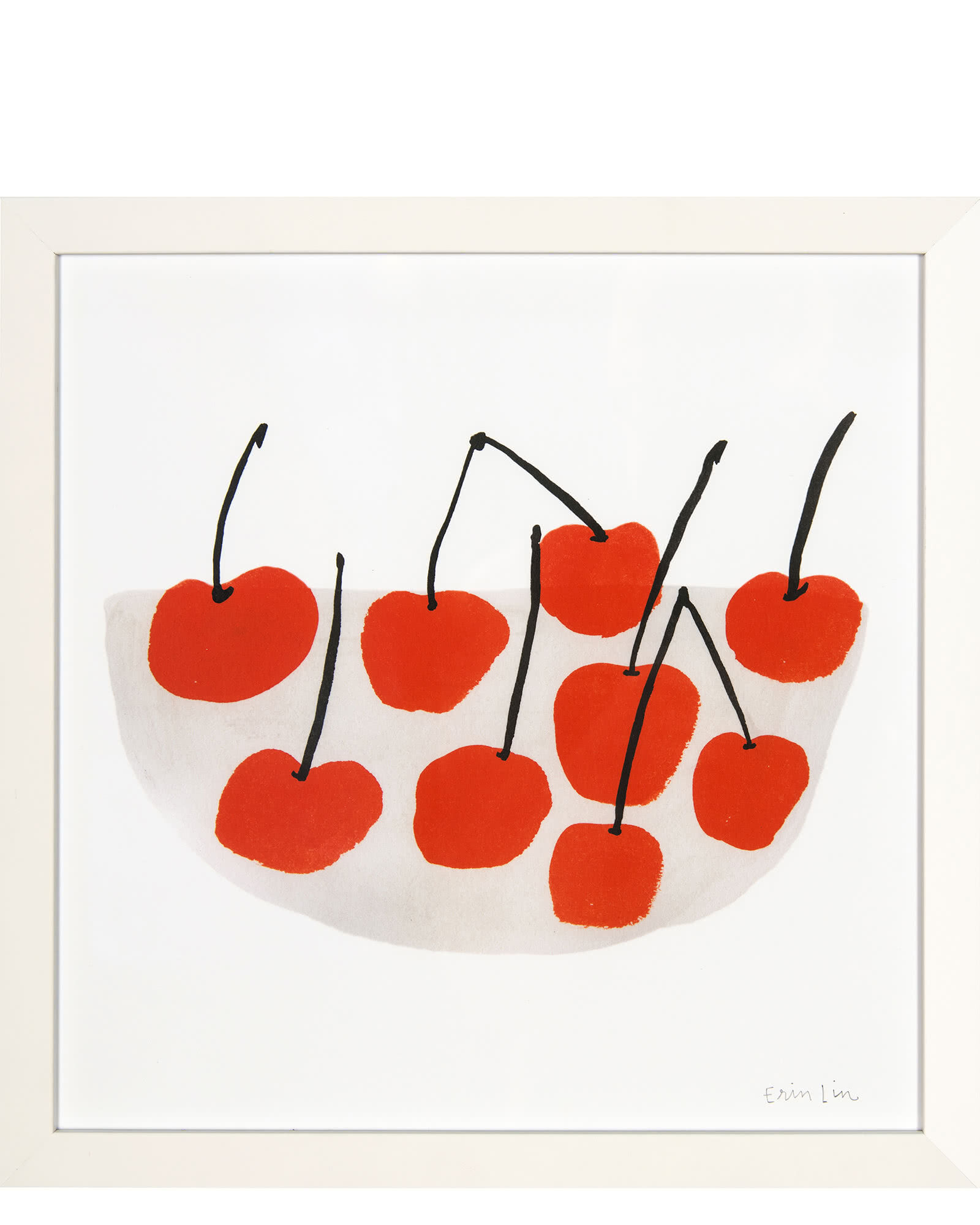 """""""Cherry Bowl"""" by Erin Lin,"""