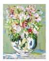 """""""You Can Always Have Flowers on the Table 1"""" by Morgan Jones Johnston,"""