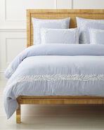 Westport Duvet Cover, French Blue