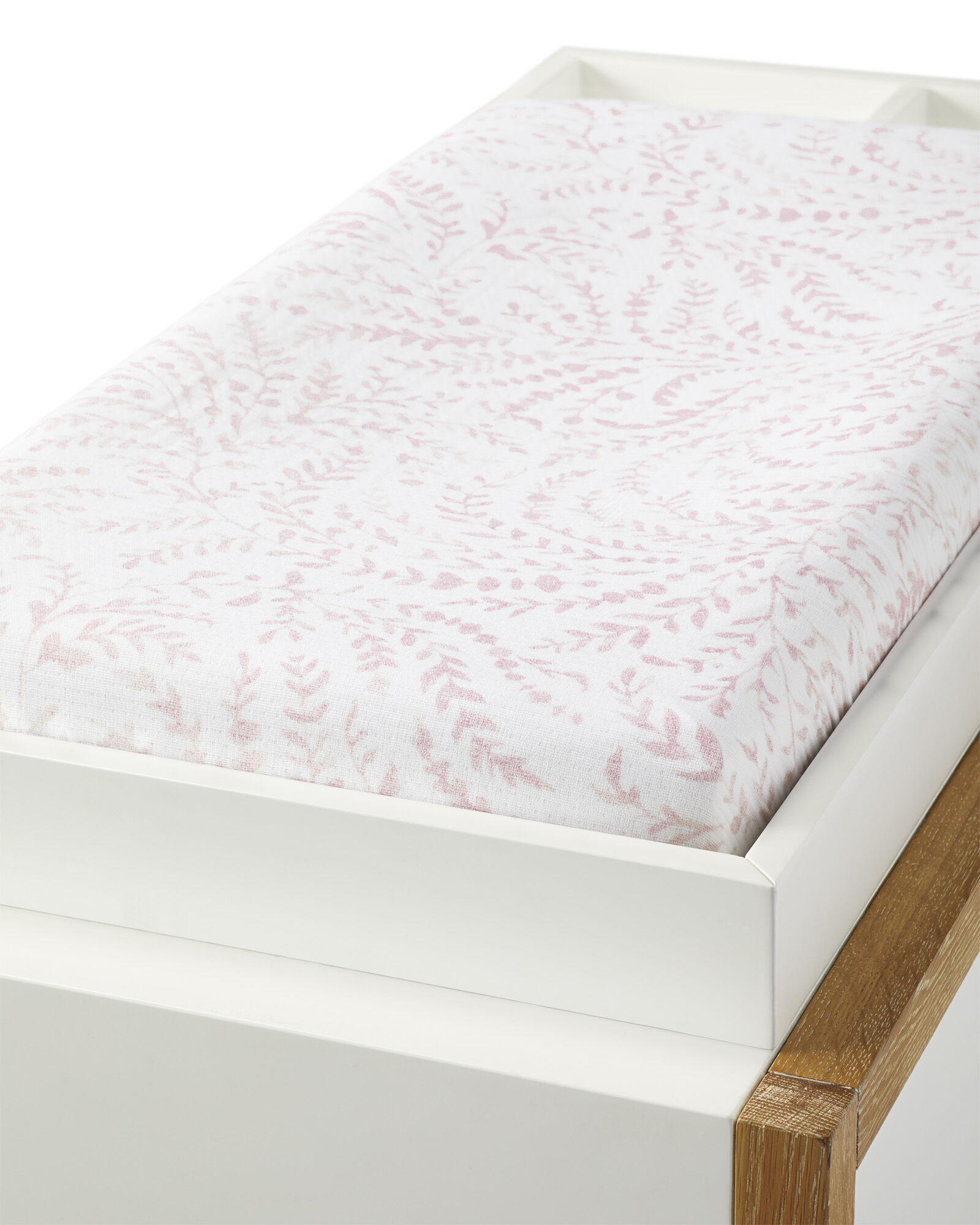 Priano Changing Pad Cover, Pink Sand