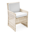 Pacifica outdoor dining chair