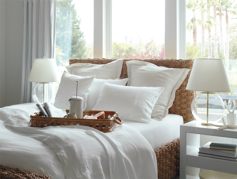 The White Bed
