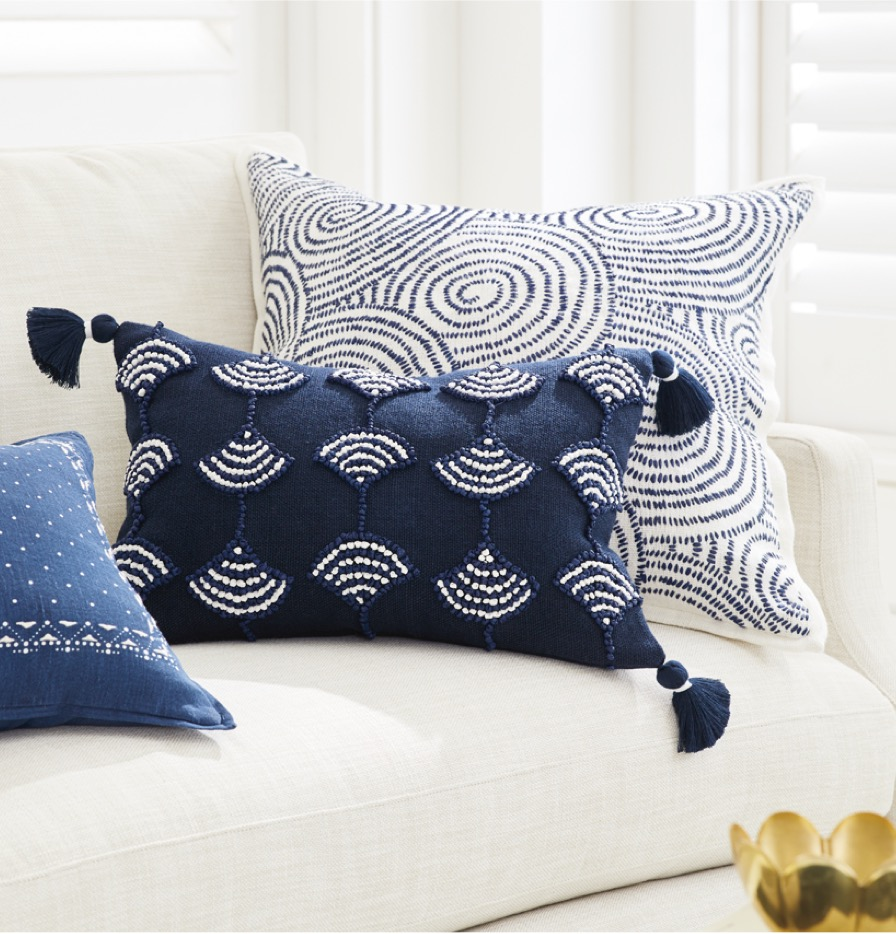 Island Inspired Throw Pillows