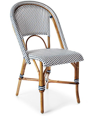 The Fine Print Riviera French Bistro Chairs With A Twist