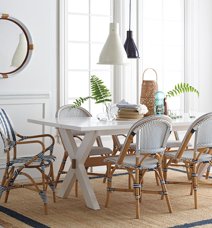 Etonnant If Youu0027ve Been Coveting That Classic Bistro Chair Look Yourself, Take Note.  Our Beloved Collection Of Riviera Chairs Is Bigger And Better Than Ever  Before, ...