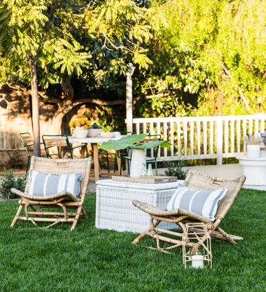 I Feel Serena Lily Is All About Mixing Comfort And Fashion Wanted The Backyard To Be A Little Sanctuary Some Place Where At End Of Day