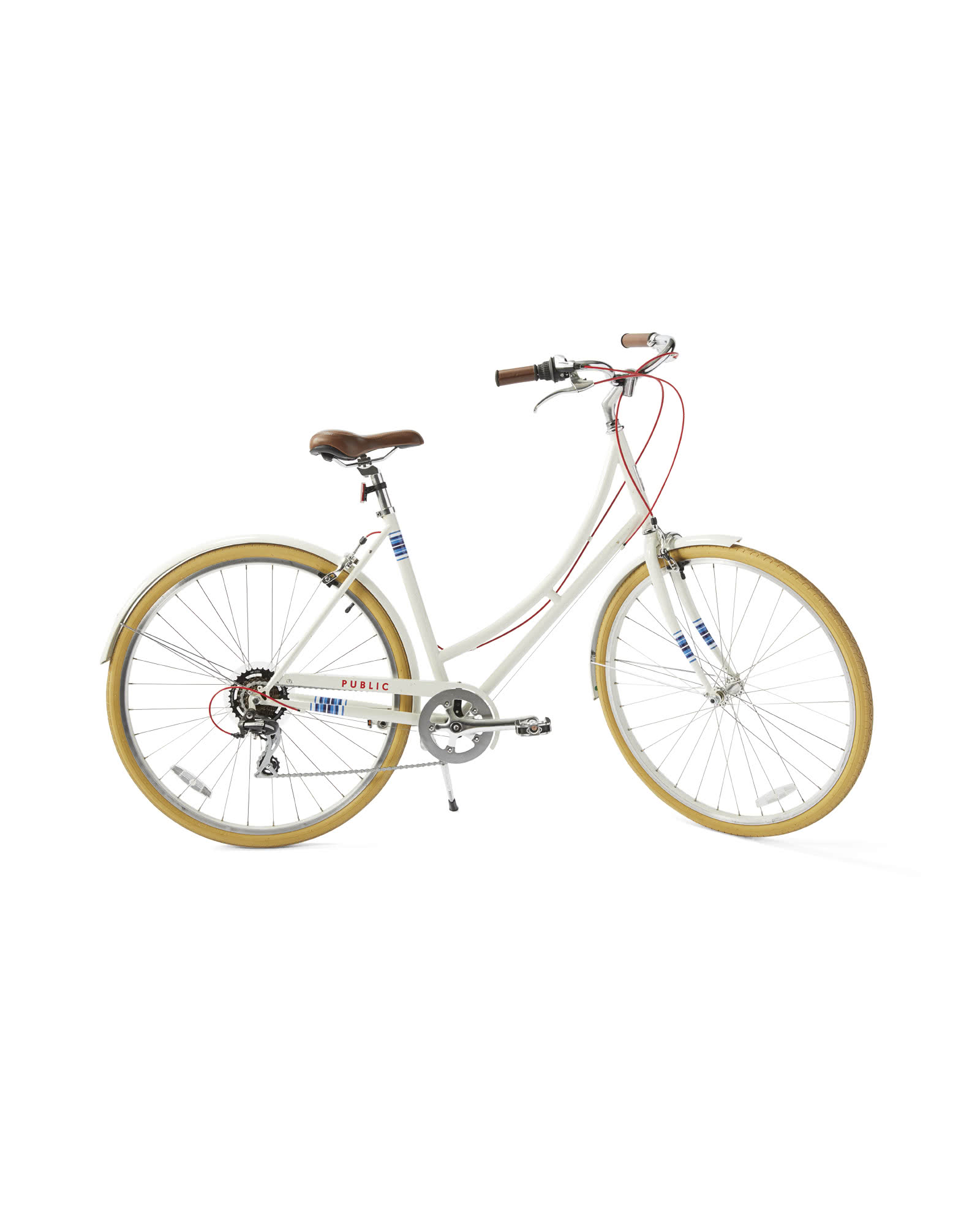 Limited-Edition PUBLIC® C7 Bike, White