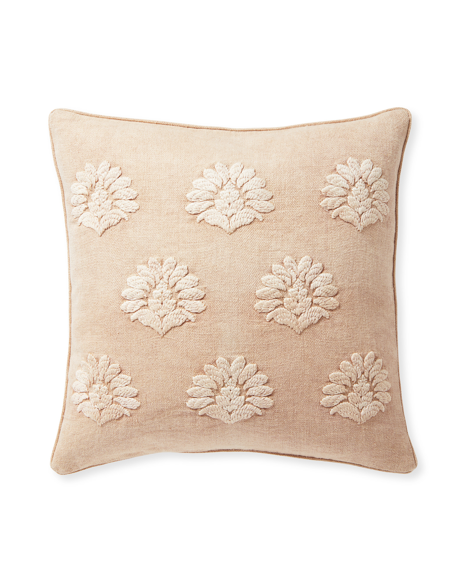 Miramonte Pillow Cover, Wild Rose
