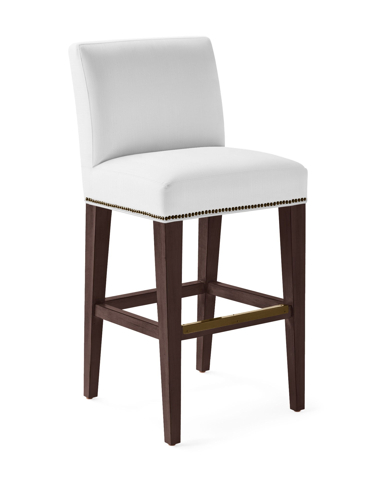 Ross Barstool with Nailheads,