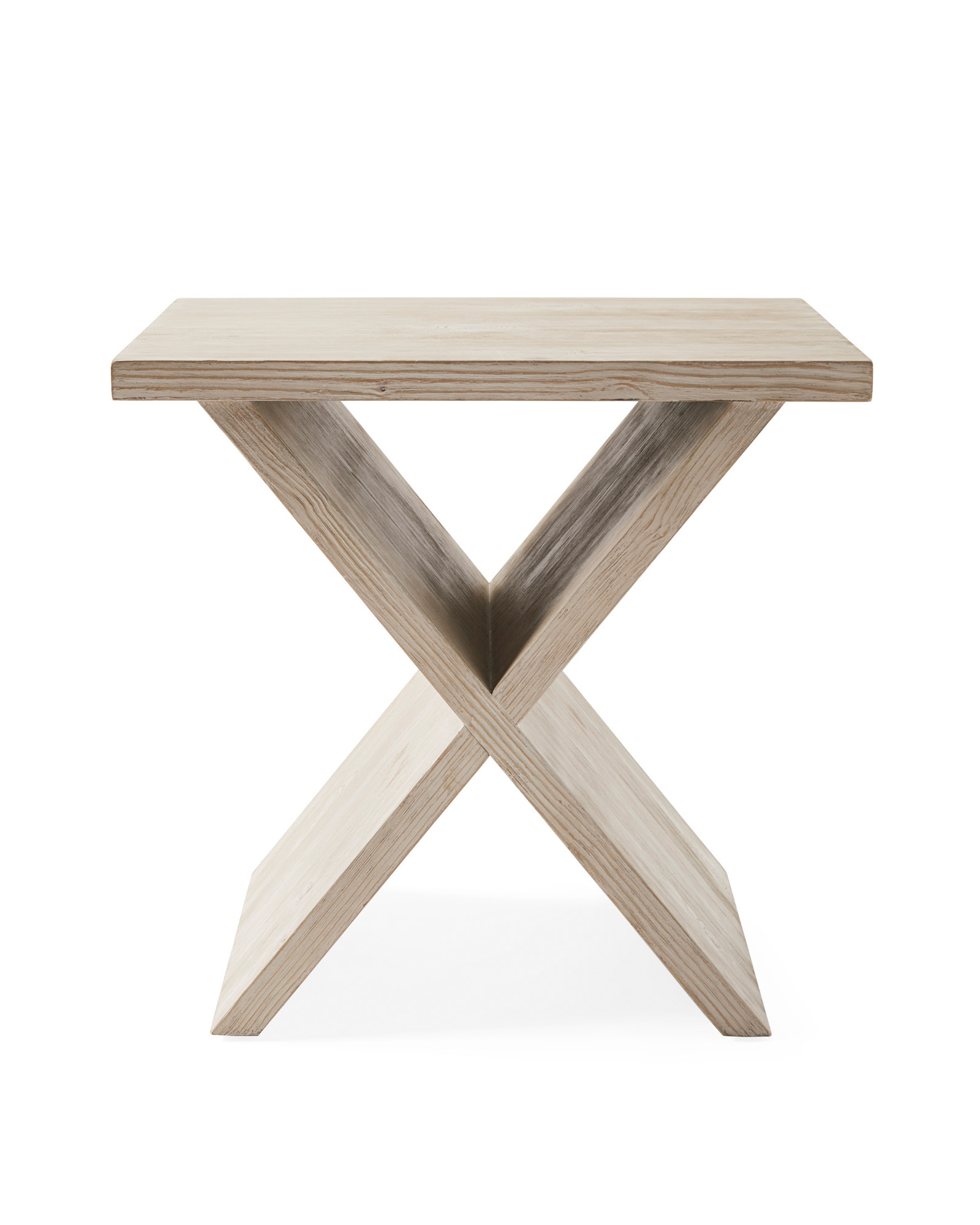 Hunter Side Table, Sunbleached Pine