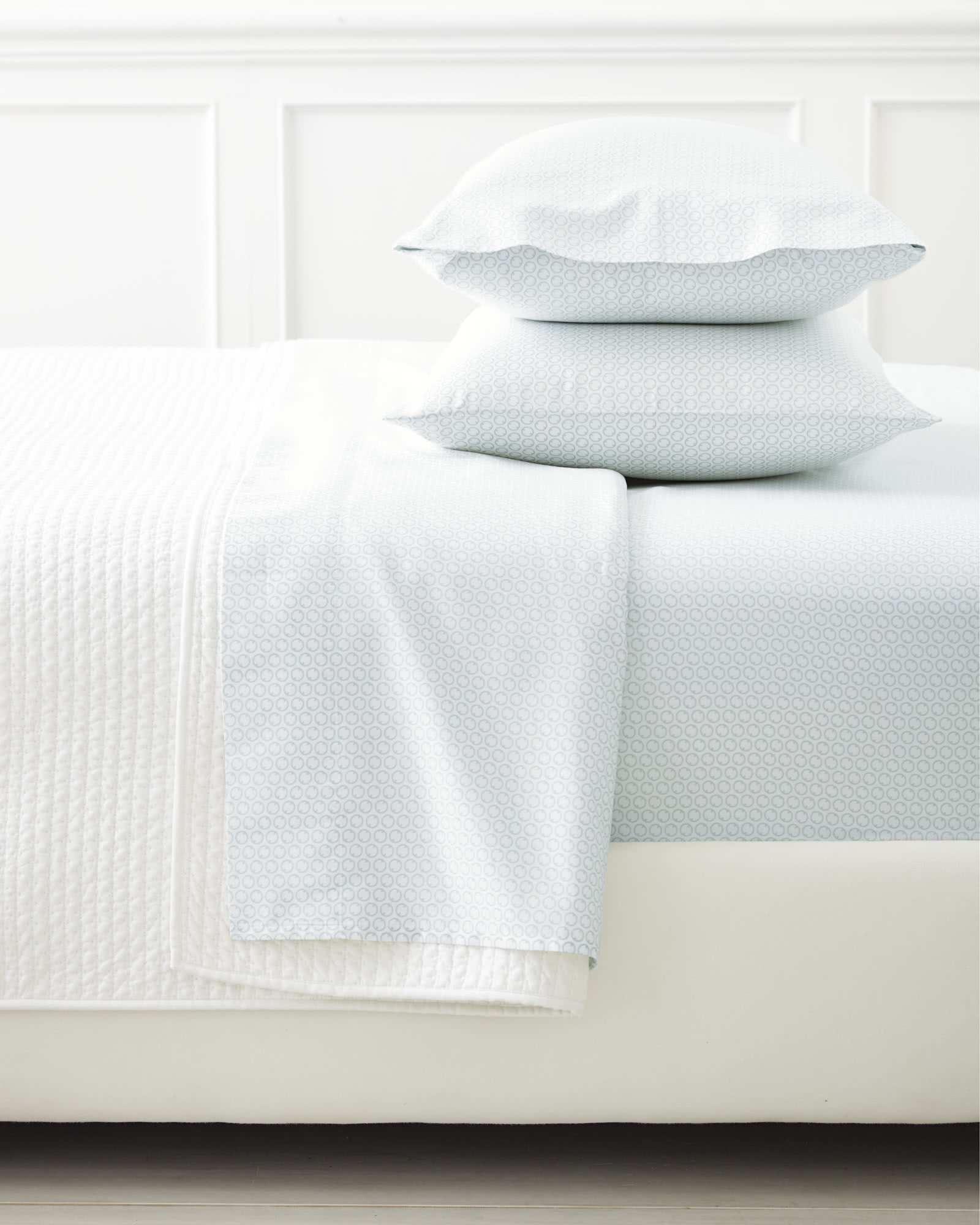 French Ring Pillowcases (Extra Set of 2),