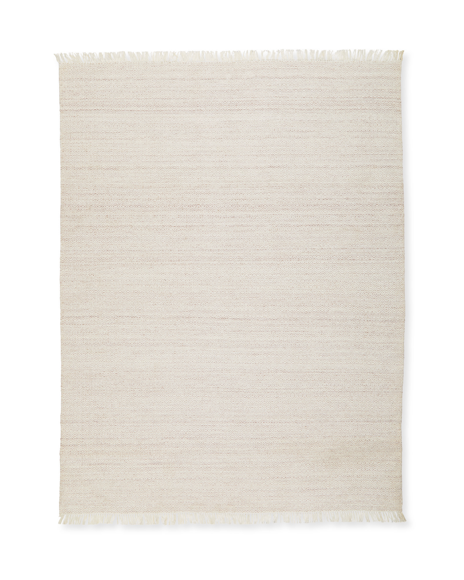 Seaview Rug, Wild Rose