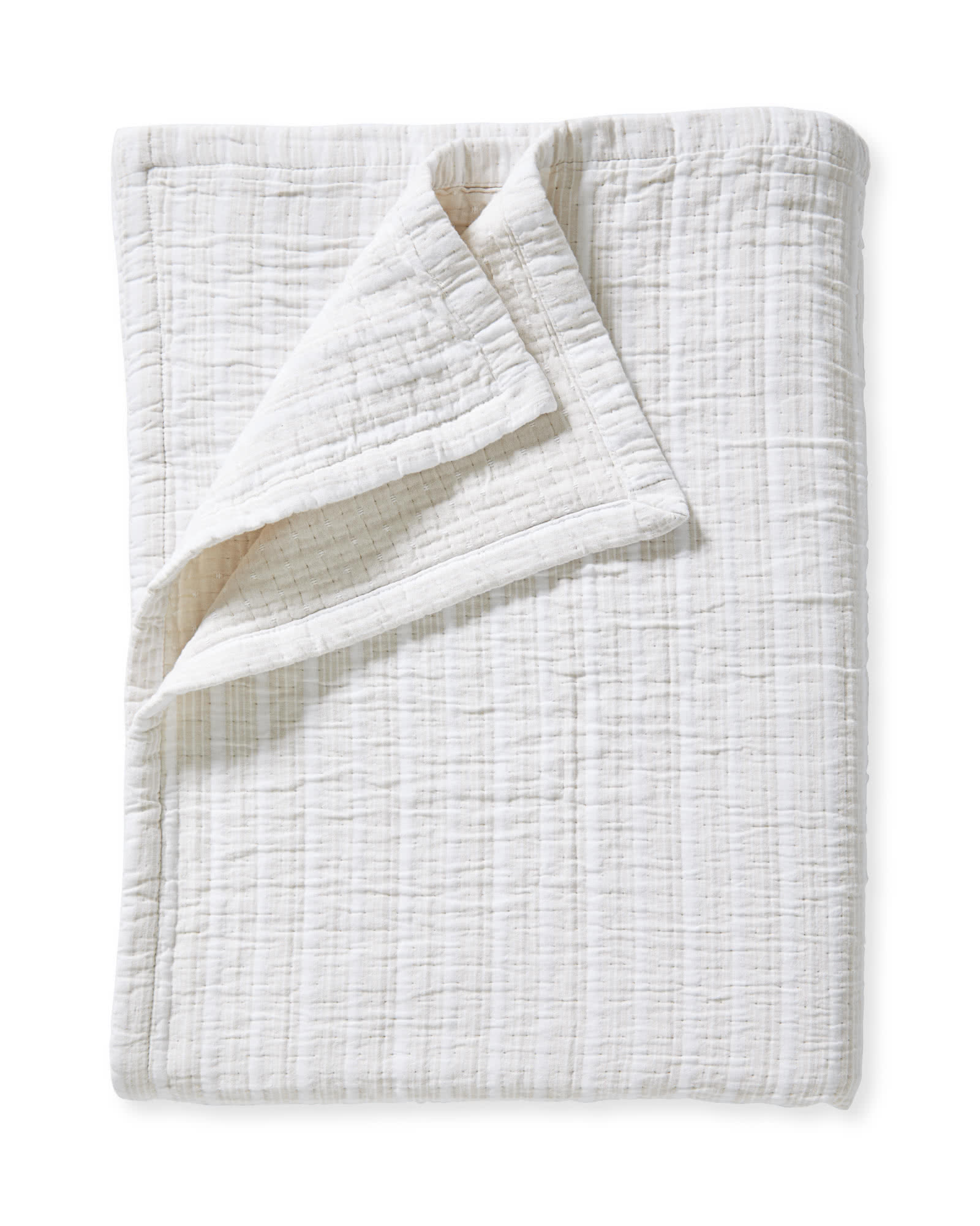 Carlyle Coverlet, Sand