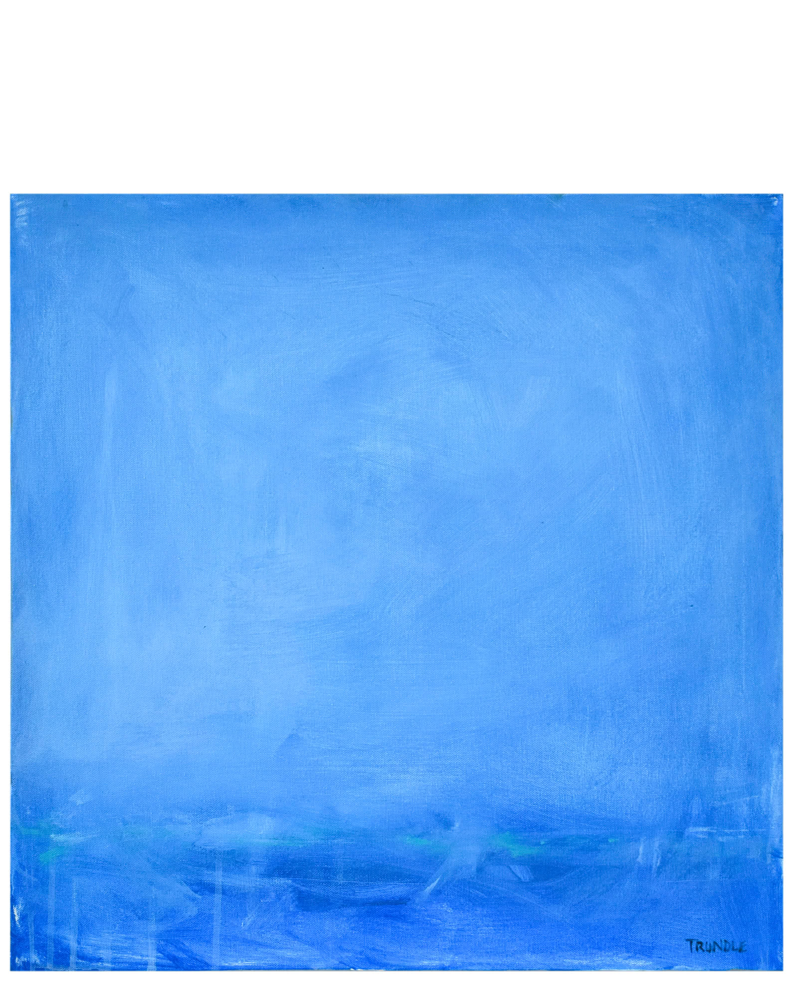 """""""Blue Beyond"""" by Sarah Trundle,"""