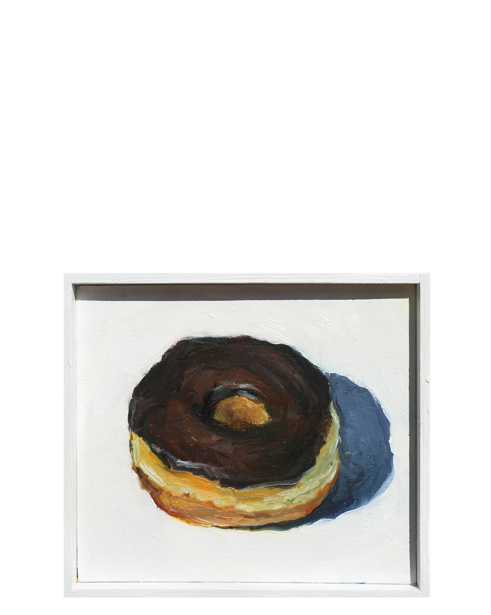"""Chocolate Doughnut"" by John Bucklin,"
