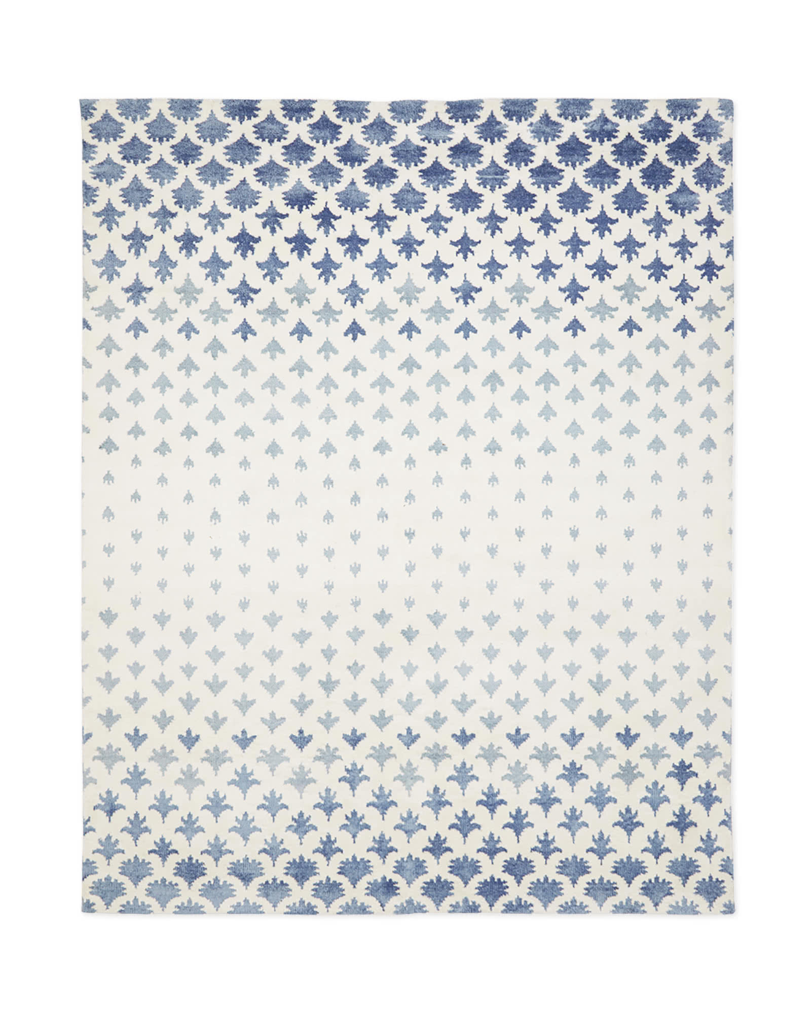 Sylvan Hand-Knotted Rug,