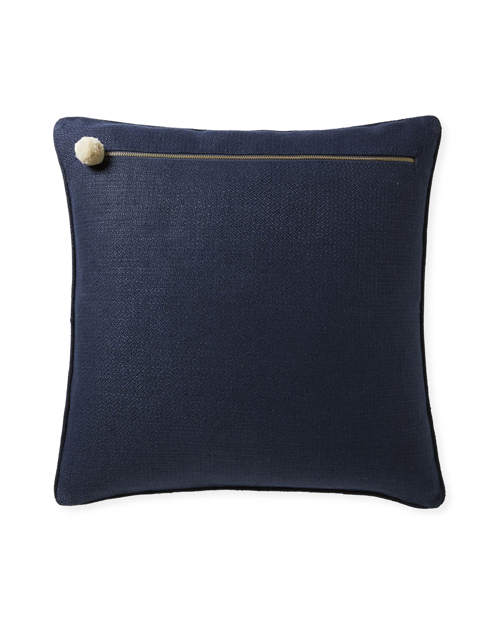 Brookings Pillow Cover, Navy
