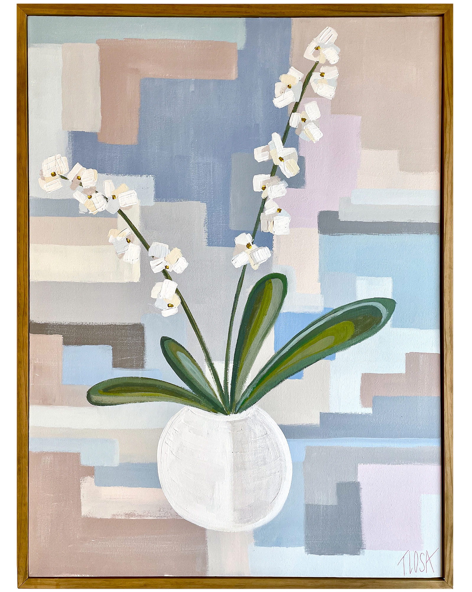 """""""Orchid 3"""" by Theresa Losa,"""