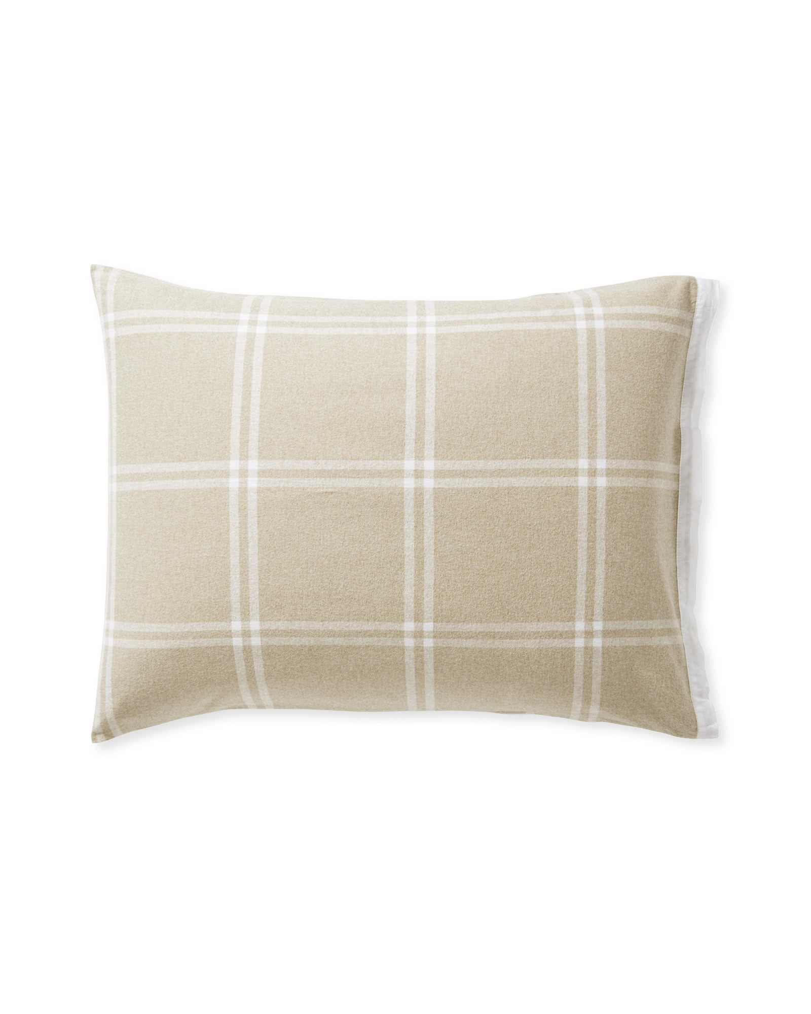 Alpine Flannel Pillowcases (Extra Set of 2), Camel