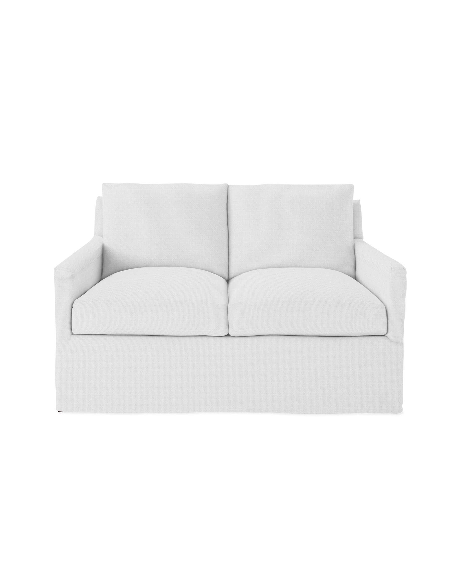 Spruce Street Loveseat – Slipcovered,