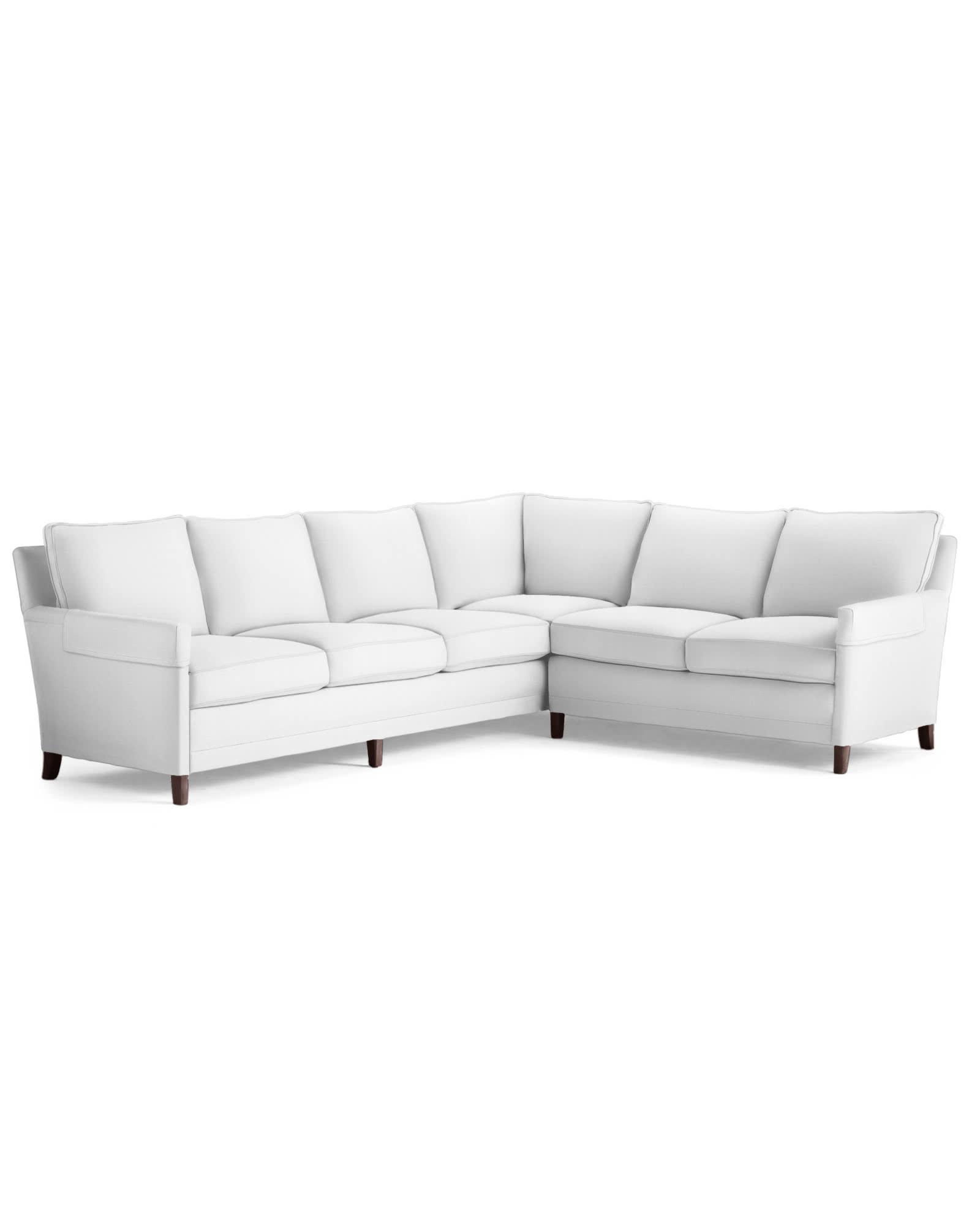 Spruce Street Right-Facing L- Sectional ,